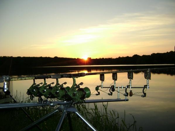 Session de 72h en vendée dans un Lac