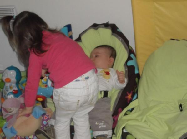 Avec Nina =)