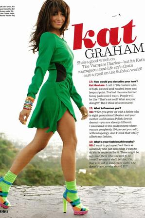 Katerina Graham