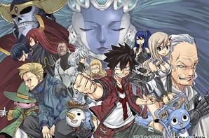 Annonce Mashima : Nouveau manga !