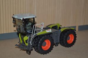 Claas xerion 4000 saddle trac.