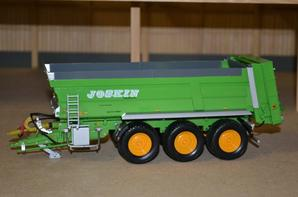 Joskin ferti-space 6011/17BU.
