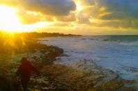 l'île de Ré  avis de petite tempête !!