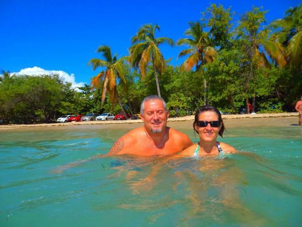 Arrivée en Martinique