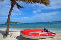 les îles Grenadine novembre 2013