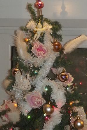 LE SAPIN DE MARGOT !!!!