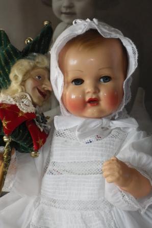 "POUR CHRISTINE  ""PAS QUE """