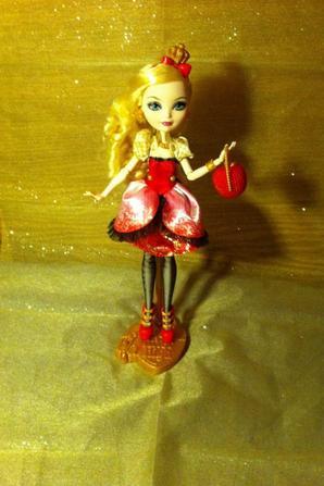 Une nouvelle poupée!