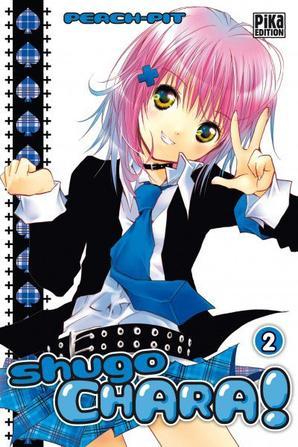 Mes mangas partie 1 : Shugo Chara