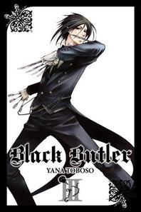 Mes mangas partie 2 : Black Butler