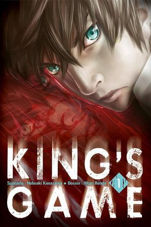 Mes mangas partie 3 : King's game
