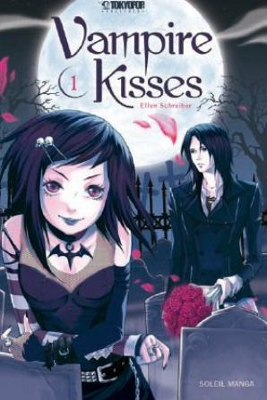 Mes mangas partie 8 : Vampire Kisses - Blood Relatives