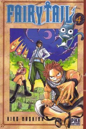 Mes mangas partie 11 : FairyTail