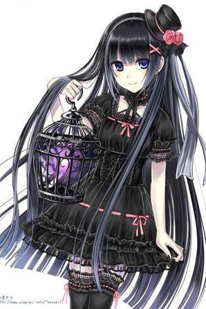 Gothic & Sweet lolita ^^ !