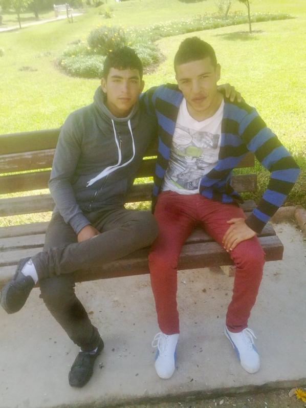 moi et mn cousin biiiba