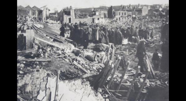 Un lieu, un événement (1) : Janvier 1916, l'explosion des 18-Ponts raye Moulins-Lille de la carte
