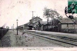 Gare de Tourcoing-les-Francs