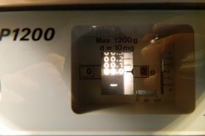 Mettler P 1200