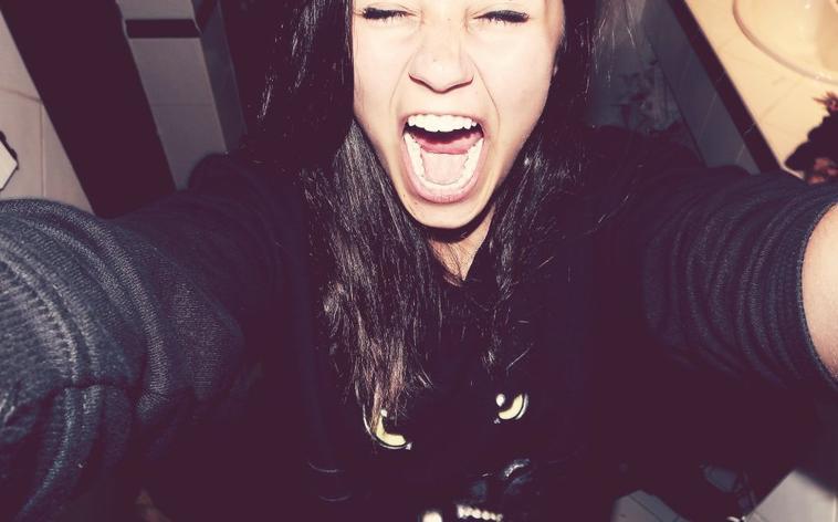 Si t'aimer est une folie, je serais folle toute ma vie. ♥