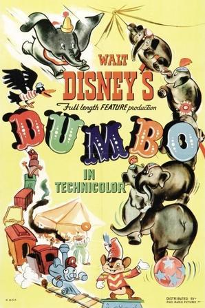 Dumbo, 1941