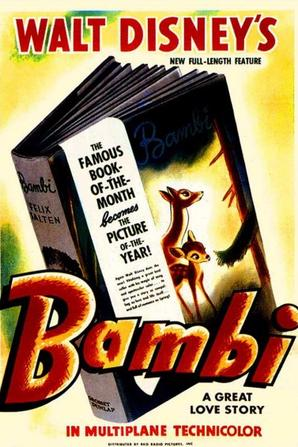 Bambi, 1942