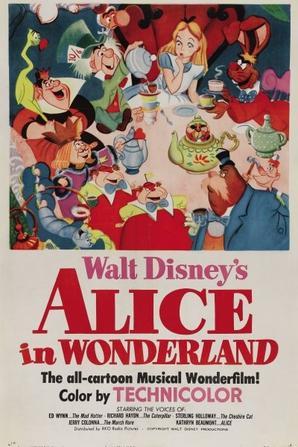 Alice au Pays des Merveilles, 1951