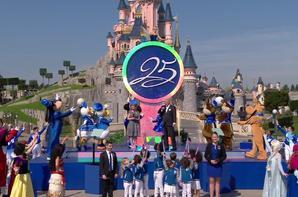 Cérémonie d'ouverture du 25ème Anniversaire de Disneyland Paris !