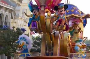 Disney Stars on Parade !