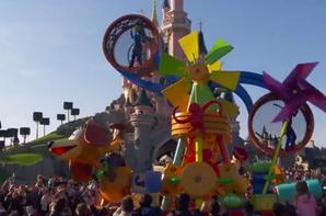 Disney Stars on Parade !