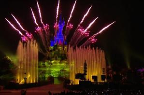 Disney Illuminations !