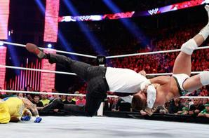 Miz' à Raw. / Une rivalité avec Rhodes et Mysterio ?