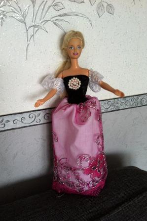 robe du soir ou mariage