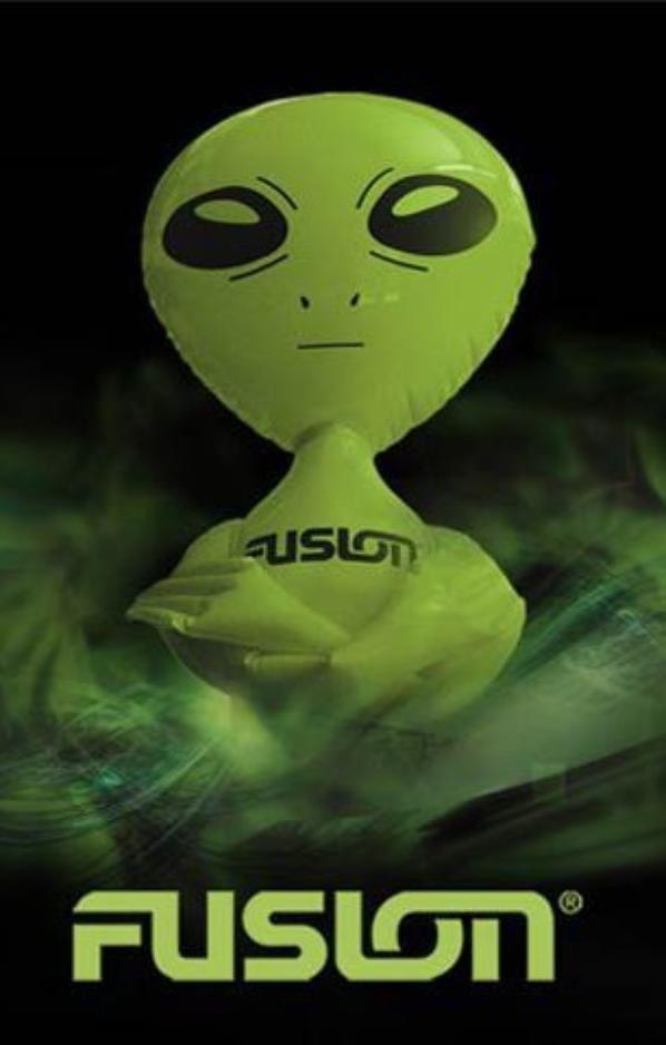 Fusion Alien
