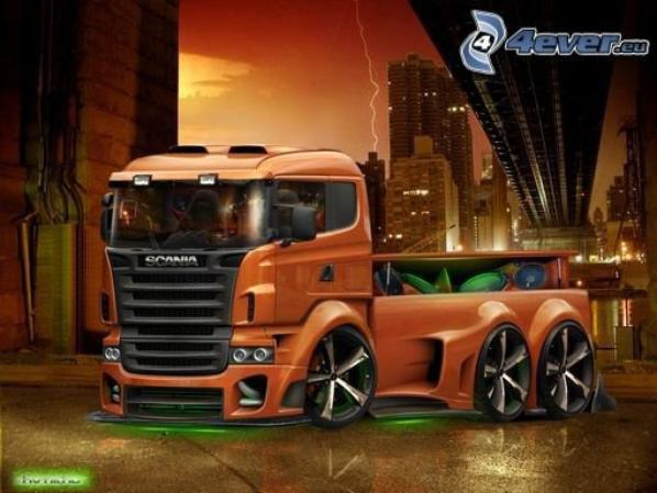 Camion Tuning camion tuning - tuning is not a crime
