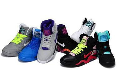 Wholesale Nike Air Force 180 Mid Suns Colorways Shoes Online