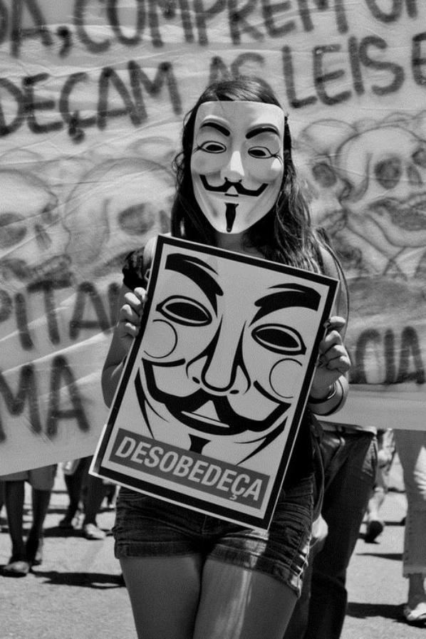 #Masque..