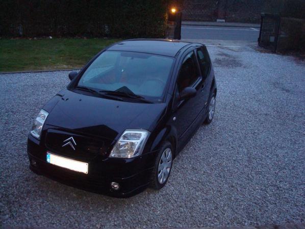 Ma Voiture :)