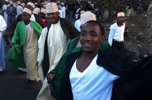 Défilé de la Îde el-fitre à Mbeni (Août 2012)