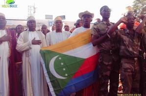 Fète nationale du 6 juillet 2012 à Mbeni