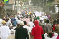 Manifestation contre la Caricature du prophète Mouhammad (Septembre 2012)