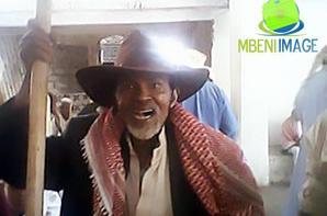 Manifestation contre la Caricature du Prophète Mouhammad à Mbeni (Septembre 2012)
