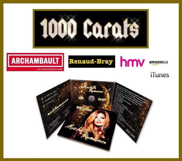 L'album ''1000 Carats''.