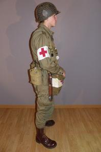 Medic - US Paratroopers - Normandie 1944