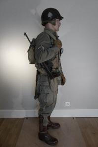 Corporal - US Paratroopers - Normandie 1944