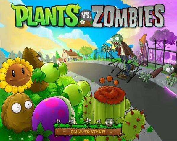 Plante contre zombies