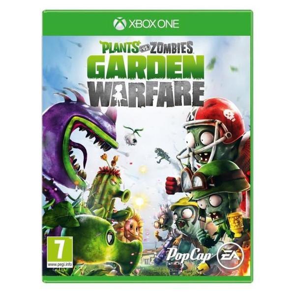 Plante vs zombie garden warfare