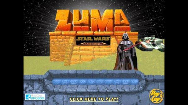 Zuma StarWars
