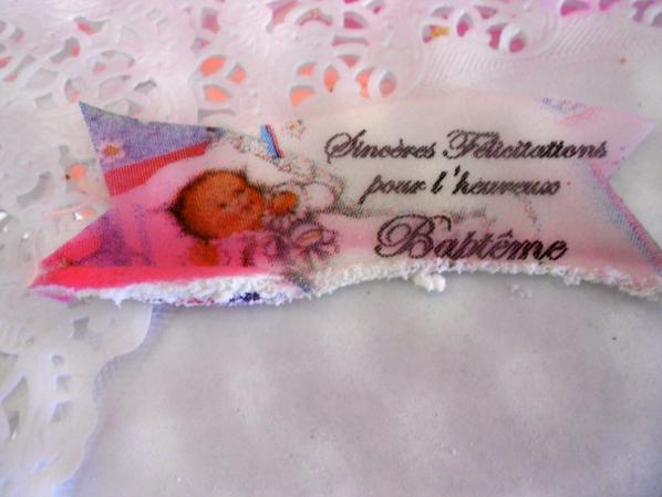 """LE BAPTÊME DE TAÏNA """"suite"""""""