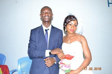 Juste marié ce 17.02.2018