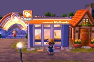 Comment débloquer la première extension du magasin Méli-Mélo ?